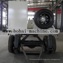 Bh 914-610 Arching Roof Roll Forming Machine