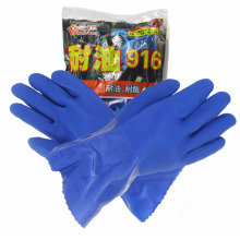 PVC Working Household Chemical Industrial Safety Latex Gloves
