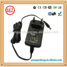 Hot sell 15v 1.5a kc power adaptor