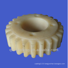Customized plastic gear small plastic gear