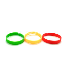 Promotional Debossed Silicone Wristbands-202*12*2mm