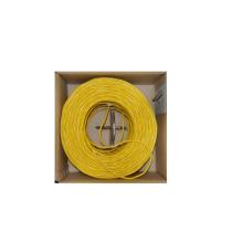 Cable de red de encargo al por mayor de 1000ft CAT5e