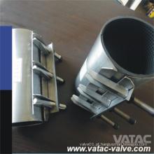 Fornecedor de acoplamento de tubos ISO Std Ss304 / Ss316 / Ss304L / Ss316L