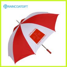"""Vente chaude Haute Qualité Auto Ouvert 23 """"Double Parapluie Coupe-Vent Golf Parapluie"""
