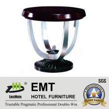 2016 diseño perfecto Buena mesa de café de madera de goma (EMT-CT13)