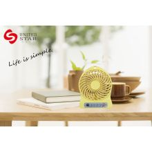 New 4′′abs Electric Battery Mini Fan