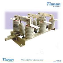 Interruptor de aislamiento de alta tensión de CA de la serie GN19-12KV
