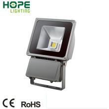 Lumière d'inondation d'OEM 10W / 30W / 50W / 100W LED avec la garantie différente