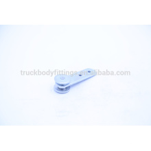 Poulie et galets en plastique pour fourgons -032007