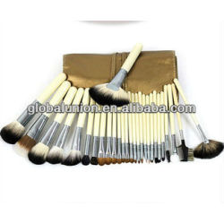 Top quality 28pcs professional makeup brush set