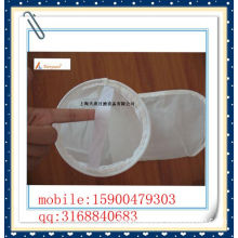 seam stitching liquid filter bag that made of none woven PP or PE felt for industry usage