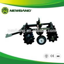 Máquinas agrícolas atv grade de discos
