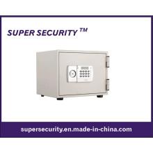 Coffre-fort électronique en acier avec étagère amovible à l'intérieur (SJJ15)