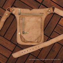 Saco de cintura de bolso de cinto lateral de design especial
