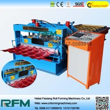 Metal Roof Glazed Panel Roll Forming Machine