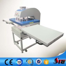Stc Heat Press Machine CE Certificate Automatic Pneumatic Double Stations T-Shirt Sublimation Machine