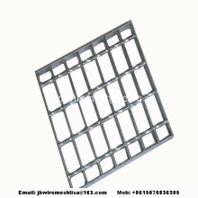 Galvanized Steel Grating Panas