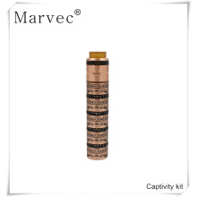 Beste Captivity Vape E Zigarette Mod-Kit