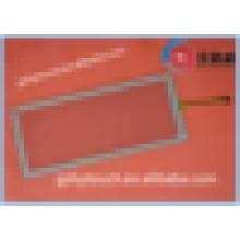 Custo de fábrica de alta definição 4 fios Resistive Touch Screen