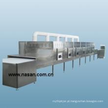 Equipamento para desidratação de vegetais Shanghai Nasan