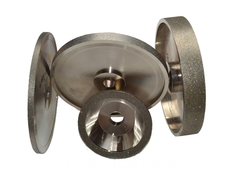 Electroplated Diamond Grinding Wheel 2
