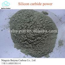 97% carbure de silicium SiC noir / vert