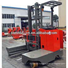 side loading reach truck