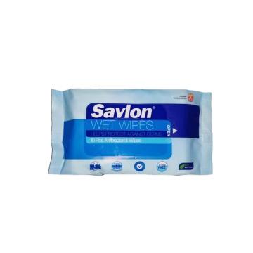 Pacote de viagem com toalhetes úmidos orgânicos antibacterianos de necessidade diária