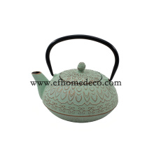 Wholesale Cast Iron Enamel Teapot Set Water Kettle