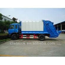 Dongfeng 153 12-15m3 Waste Truck, caminhão de resíduos 4x2 à venda
