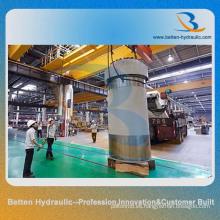 Cilindros hidráulicos de alta presión de doble efecto