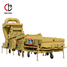 Grain seed select cleaning machine/Grain thrower screening machine