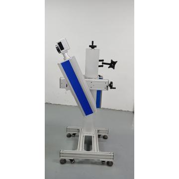 Máquina de marcação a laser de fibra Impressora gravadora a laser de metal