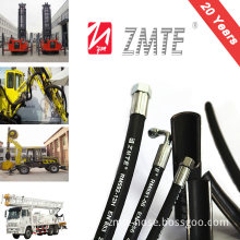 SAE J517 R15 for Agriculture Hydraulic Hose