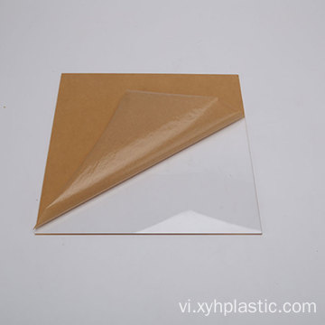 Tấm acrylic trong suốt 4x8 của Perspex