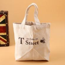 Sacolas promocionais de Tota, ambiental e durável 100% algodão