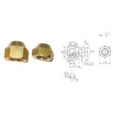 Brass Nuts for Air Conditioner
