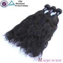 Rohes brasilianisches Haar der unverarbeiteten natürlichen Welle