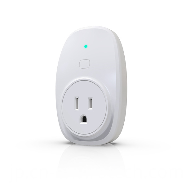 Wifi Socket With Assistant Control