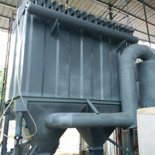 Best Price for for Boiler Bag House Dust Collector A new type of sinter plate deduster export to Bhutan Suppliers