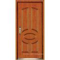 Porte blindée en bois d'acier de style turc, porte turc (LTK-D037)
