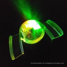 Hochwertige Farbe LED-Licht blinkt Mund Zähne Schutz