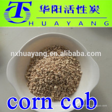 corn cob abrasive /corn cob granules for polishing