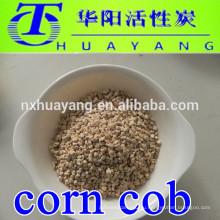 кукурузного початка абразивных /кукурузного початка зерна для полировки