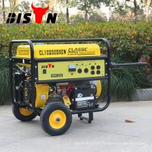 BISON (CHINE) Consommation de carburant faible 100% Groupe électrogène 5Kva à essence 5Kw