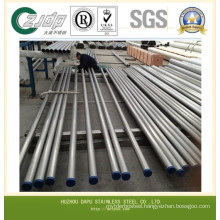 Sch40 TP304 316 316L Stainless Steel Pipe