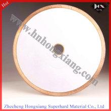 Super Thin Circular Diamond Saw Blade for Glass Cutting