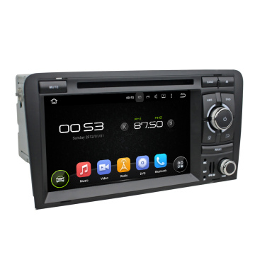 7 inch Audi A3 dvd player