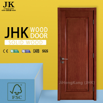 JHK-Indian Wood Carving Rustic Interior Doors Single Panel Door