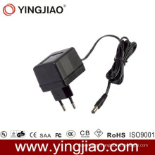 3W Plug AC AC Adaptor with UL